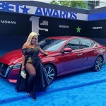 Video: Watch the embarrassing moment Moesha was sacked off the BET red carpet when taking pictures
