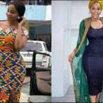 Compare And Contrast, Has Benedicta Gafah's Hips Increased In Size? (Photos)