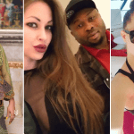 Tonto Dikeh's Ex-Husband Breaks The Internet With Photos Of His New Woman (+Photos)