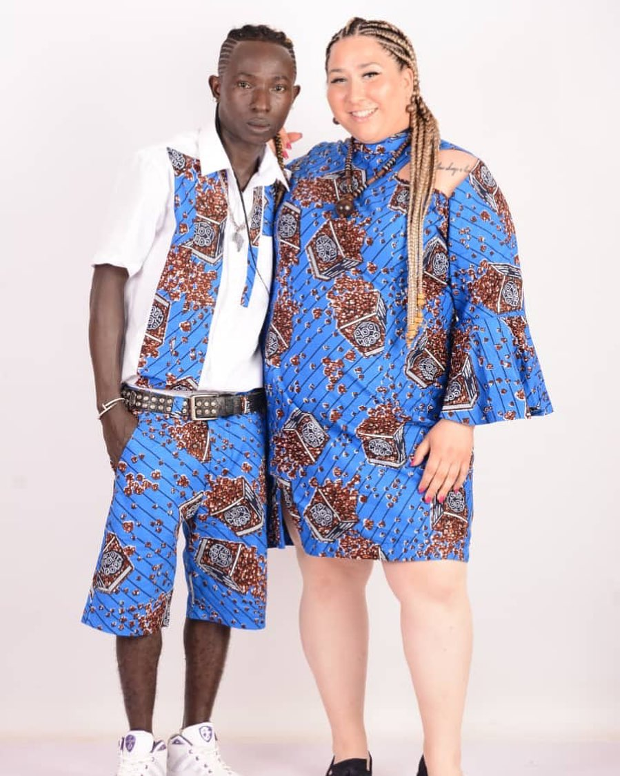 patapaaa and girlfriend