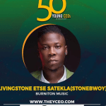 Top 50 Young CEOs In Ghana: Stonebwoy, Richie Mensah, D Black; Others Make List