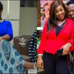 My insecurities made me stop my husband from acting for three years – Adjetey Anang's  wife reveals (video)