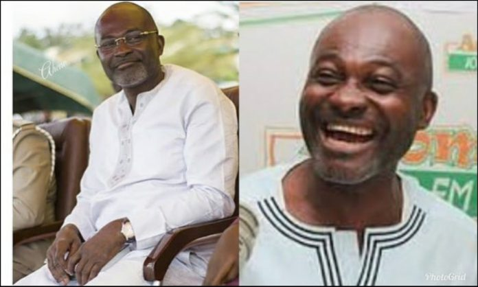 PhotoGrid 1563352277917 e1563354819430 - Good food, good sex and respect is all a woman needs to keep a man – Kennedy Agyapong reveals (video)