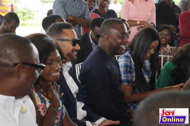Adjetey Anang & His Wife Of 12 Years Renew Wedding Vows (Photos) 4