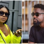 Sarkodie Reacts To Becca's Rap Verses In Her Latest Song With Shatta Wale