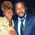 Stonebwoy Blesses Samini For Shedding His Light On Him In A New Post