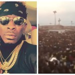 Revealed: Shatta Wale Was Begged To Stop Performing So Fans Can Go Home At 'Loud In Bukom' Concert