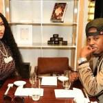 Nicki Minaj shows off massive wedding ring from husband, Kenneth Petty