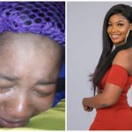 Woman Weeps Uncontrollably Following Tacha's Disqualification (+Photos)