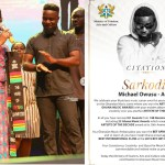 Photos: Sarkodie Made Official Ambassador For The 'Year Of Return'