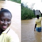 Pretty Female Nurse Risks Her Life To Save Inhabitants Of A Poor Community- PHOTOS