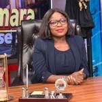 Afia Pokuaa aka Vim Lady finally joins UTV from Multimedia, hosts her first show