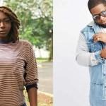 Ghanaian singer, Sefa denies reports of dating her boss, D Black