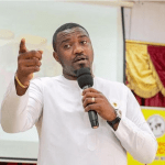 John Dumelo Turns Prophet On Social Media- Read All About What He Said