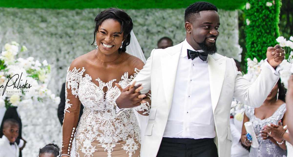 Sarkodie goes after Twitter Inc over his wife's unverified Twitter account » GhBase•com™ - Ghbase.com