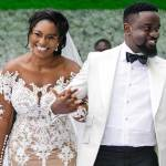 Sarkodie goes after Twitter Inc over his wife's unverified Twitter account