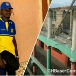 Photos: Actor Lilwin starts construction of boarding house for his Great Minds School