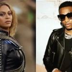 Wizkid & Beyonce Start Shooting Music Video For 'Brown Skin Girl'