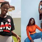 'Judging From The Way I Look Fresh, My Husband Has To Pay A Second Bride Price'- Fella Makafui Asks Fans To Tell Medikal