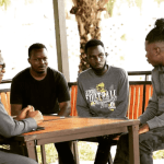 Stonebwoy Invited By Energy Minister To Nurture Talents In The Volta Region