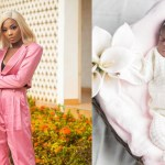 Update; Efya Finally Clears The Air On Having A Baby, Claims The Baby Is Her Niece( +Screenshot)