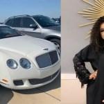 Bobrisky Buys New Bentley (Photos)