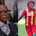 Former Black Queens Captain Adjoa Bayor Says She First Had S£x At 32