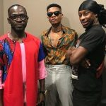 KiDi Creates Buzz With His Strong Manhood In New Photo With Okyeame Kwame & Kwaisey Pee