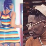 Shatta Wale Undeniably In Love With Ms Forson's Back – Video