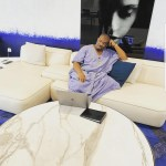 Don Jazzy Spotted In Accra Chilling- Photo