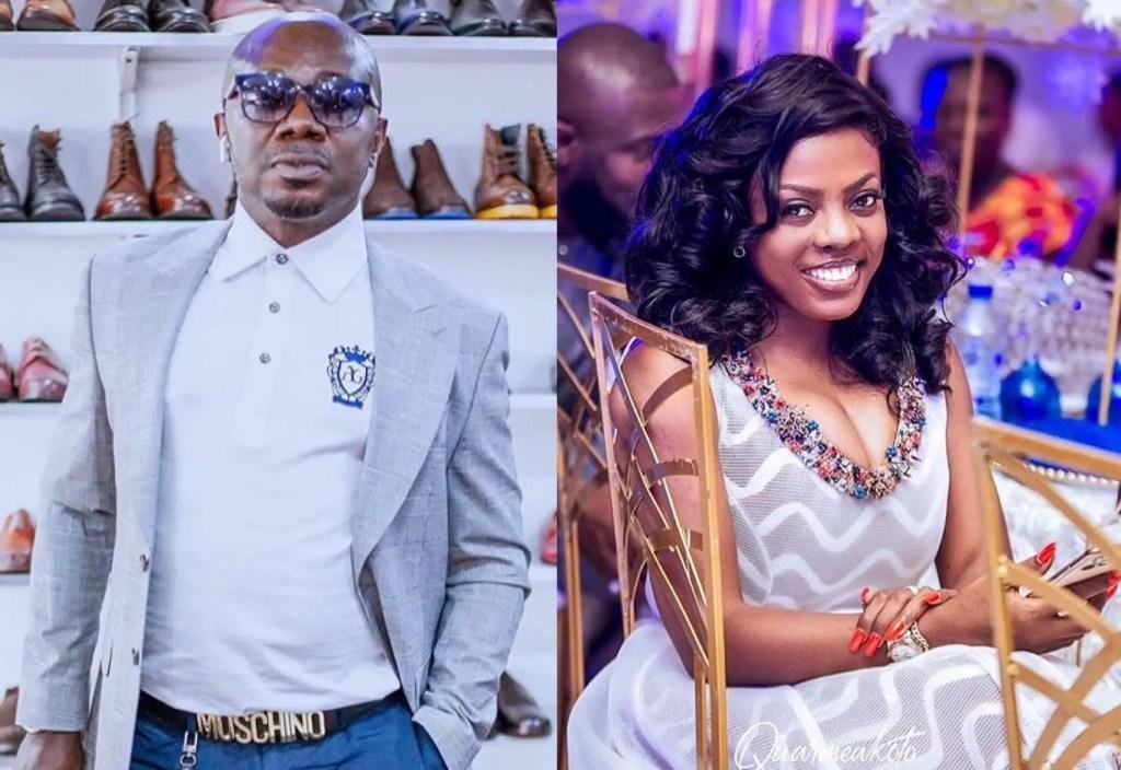 Osebo pleads with Nana Aba Anamoah