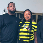 D Black gifts a single mother popcorn machine to help her business