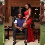 Video from Kaakie's traditional marriage ceremony pops up