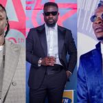 'What Sarkodie, Asem & Shatta Wale Are Doing Not Necessary'- Stonebwoy Reacts To Beef
