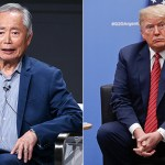 George Takei Shades Donald Trump'sSpace Force Logo For Looking Just Like'Star Trek' Insignia