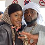 Davido And Chioma Strike Pose In Arabian Outfit As They Take Their Love To The Desert- Photos