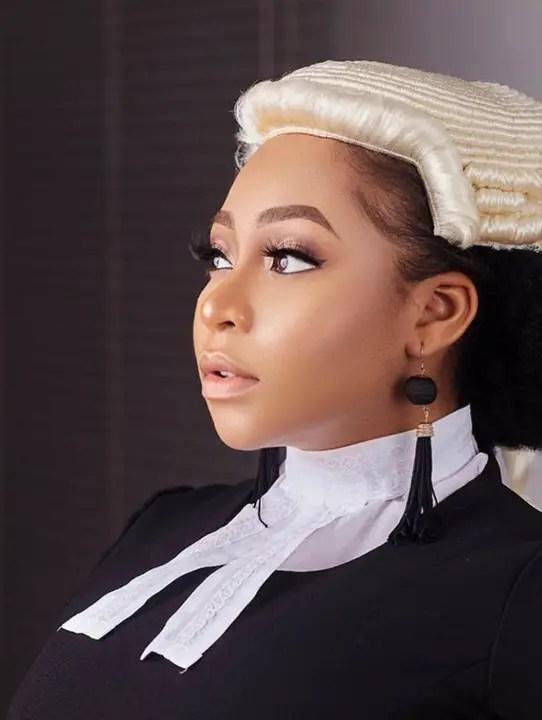 Meet The Most Beautiful Female Nigerian Lawyer- PHOTOS 4