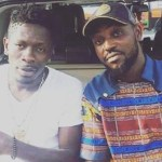 Ponobiom reacts after squashing his beef with Shatta Wale