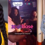 Jackie Appiah 'Shuts Down' A Night Club As She Buys Champagne For Almost Everyone Present(+Video)