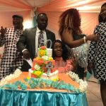 WATCH How Adwoa Smart Murdered The Dance Floor With Don Little To Celebrate Her 50th Birthday In America – Photos + Videos
