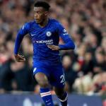 'I've recovered from the Coronavirus – Callum Hudson-Odoi