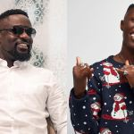 Sarkodie Reacts To J.Derobie's Story Of How He Met Him For The First Time When He Was A Waiter At The Mall –