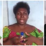 Video: Give us free abortion after lockdown – Leader of Wives association begs Nana Addo