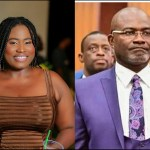 I Will Never Offend Kennedy Agyapong To End Up In His Bad Books- Lydia Forson