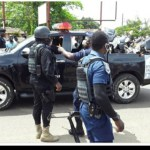 Policemen Applauded For Stopping A Broad Day Robbery At Tema