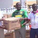 Kotoko NCC Donates Coronavirus Relief Items To Help Club Fight The Pandemic