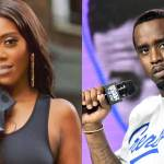 Diddy goes live on Instagram with Tiwa savage to raise money to help in the COVID-19 fight