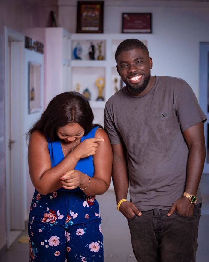 Freelove and Ignatius from TV3's Date Rush settle their differences. - photos 5