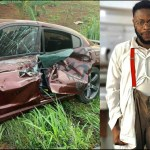 Kalybos Shares A Gruesome Accident That Almost Took His Life (+Photo)