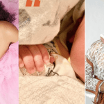 Beautiful Birthday Gift Ever: Nigerian Musician Kcee's Wife Gives Birth To A Baby Boy On Her Birthday